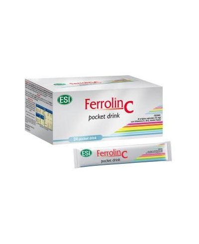 Ferrolin C Pocket Drink