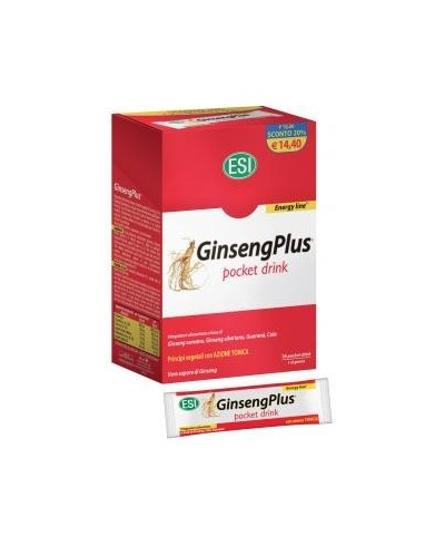 GinsengPlus pocket drink