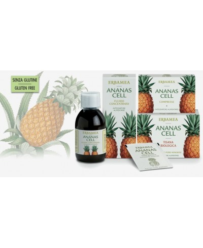 Ananas Cell compresse