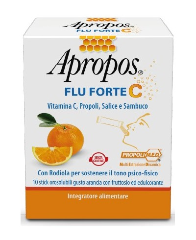Apropos Flu Forte C Orosolubile